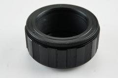 全铜制 好手感 4242 黑色改镜专用小号B调焦筒(调焦环)25mm-55mm