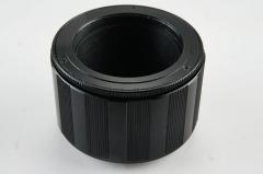 全铜制 好手感 4242 放大镜改镜用大号调焦筒(调焦环)37mm-90mm