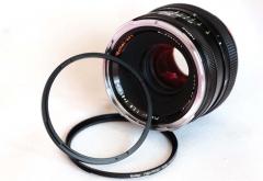 禄来转接圈  禄来接圈   SL66 HY6 80/2.8用 禄来6000系列镜头用转接圈接环