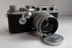 """""""莱卡III F""""135旁轴经典相机"""