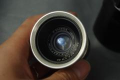 行三工坊 俄产JUPITER-12尤比杰尔12 35mmf2.8 L39口银色镜头