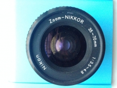 尼康35-70镜头