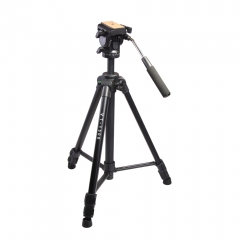 KINGJOY劲捷VT-1500专业摄像三脚架 劲捷相机三脚架 摄影三脚架器材