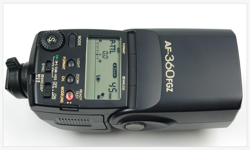 宾得AF-360FGZ闪光灯