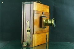 18229---难得的18X24木质大画幅古典相机一套