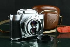 18230---极品成色AGFA Flexilette 135双反相机