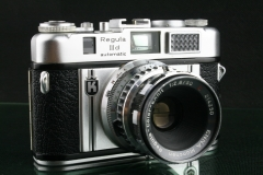 18233---经典Regula IIID 可换镜头旁轴相机