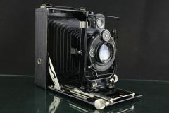 18273---经典后期版本福伦达9X12干板相机