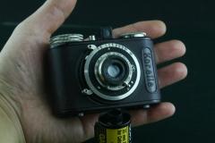 18279---罕见的德产KORELLE 莱卡镜头135微型相机