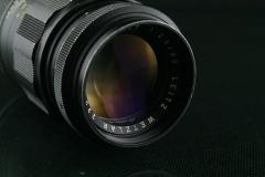18308--经典德产第一版M口 黑色ELMARIT 90/2.8镜头
