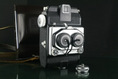 18310---少见的意大利立体相机Duplex super 120