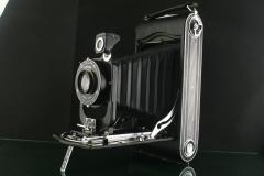 18311---超大古典美的KODAK 3A series II皮腔折叠机