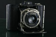 19014---少见的精品德产NAGEL127折叠机莱卡镜头