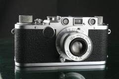 19018---极品成色Leica IIc套机