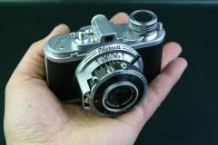20002---极少见的德产Photavit全包装MINI135相机