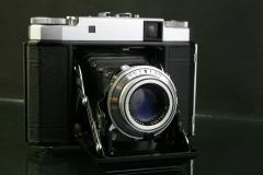 20031---极品成色zeiss ikon 531/16皮腔折叠机