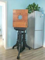 20036---德产梅耶12X15寸超大型室内木质座机