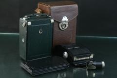 20044---极品经典Voigtlander BERGHEIL Deluxe 干板相机