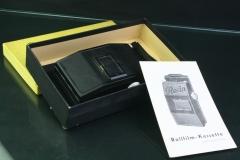 20049---全包装德产RADA 10X15干板相机120卷片后背