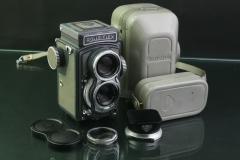 20061--极品成色rolleiflex 44BABY双反相机