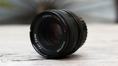卡尔蔡司Planar 50mm/f1.7镜头