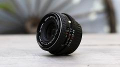 宾得SMC 28mm/f2.8镜头