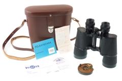 东德蔡司 7X50 双筒望远镜 99新收藏品 带原始收据和说明书 2600元