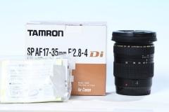99新腾龙17-35mm F2.8-4镜头 国行原包装 带发票 佳能口 EF口
