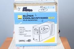 尼康135胶片扫描仪 尼康LS-5000ED 98新 带包装 13000