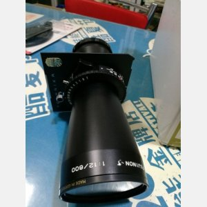 富士T600/12 4x5用镜头