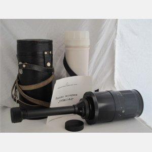 苏联/俄罗斯镜头接镜,成望远镜