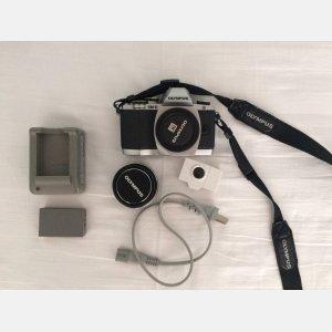 奥林巴斯em10加17mm f1.8镜头