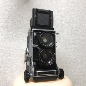 mamiya 玛米亚C33 55mm F4.5 广角镜头 双反相机