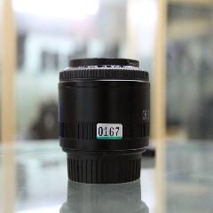 0167# 永诺YN 50mm F1.8 小痰盂全画幅单反镜头人像定焦镜头