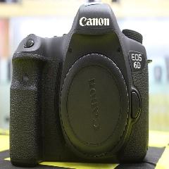 0531#Canon佳能EOS 6D全画幅单反相机