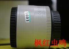 佳能 EF 2X III 增距镜 2倍 2X 三代 增倍镜 EF 2X III 单反 镜头