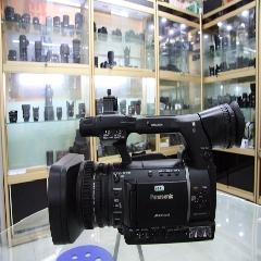 0141#Panasonic/松下 AG-AC130MC高清专业 手提式专业摄相机