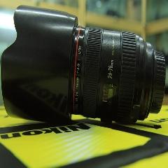 1662#佳能 EF 24-70 F2.8L 镜头 95新