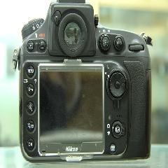0001# Nikon/尼康 D800E单机 成色新 实物图片