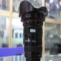 0253#佳能17-40mm f/4L红圈超广角变焦全画幅人像 单反相机镜头