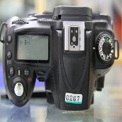 0267#Nikon/尼康D90单机 二手专业入门级高清数码单反相机,1280元