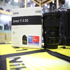 0581#适马24 1.4 适马24mm1.4 DG广角定焦镜头