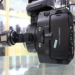 0447#SONY/索尼NEX-FS100p专业数码摄像机