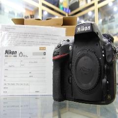 1679# Nikon/尼康 D800 全画幅专业 单反相机 实物图片