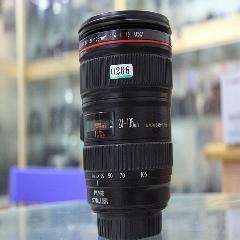 0268#佳能EF 24-105mm f4L IS USM 红圈变焦单反镜头,成色新