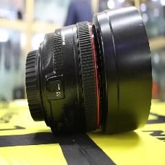 0512#佳能50/1.2 L USM 成色好 全幅专业人像定焦镜头 支持换购