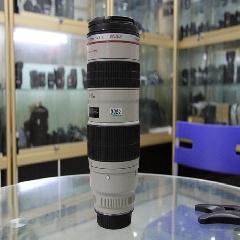 0222#佳能70-200mm 2.8L ,成像瑞丽,镜片完美