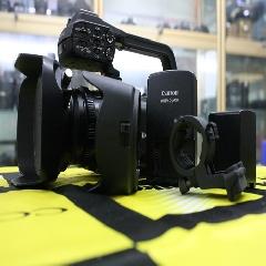 1634#Canon/佳能 XA20 高清摄像机 闪存 DV