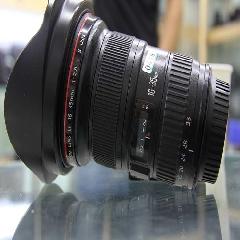 佳能16-35 2.8 II二代镜头,6200元(6039)