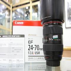 0313#佳能24-70mm F2.8 一代,单反变焦镜头,成像瑞丽
